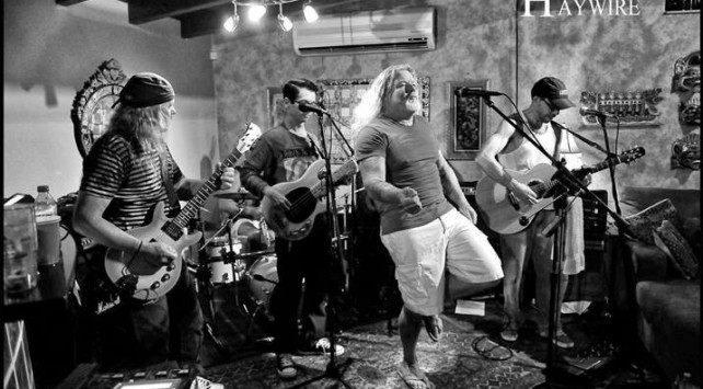 classic rock at the green parrot
