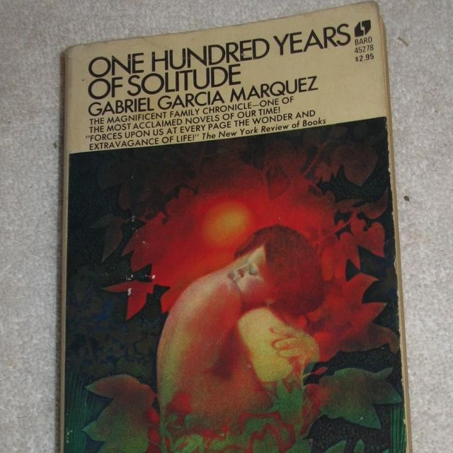 squareone hundred years of solitude cover