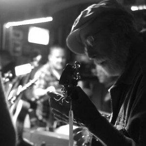 Ukulele night at The Green Parrot