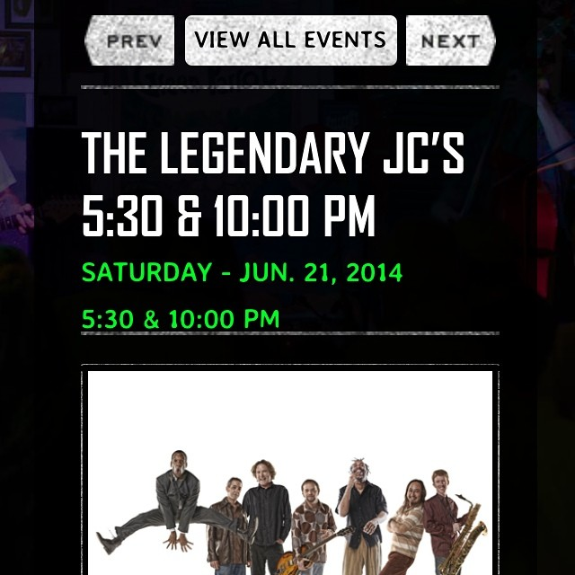 #legendaryjc #greenparrotbar @greenparrotbar @legendaryjc #amazingmusic #funk #comeouttonight