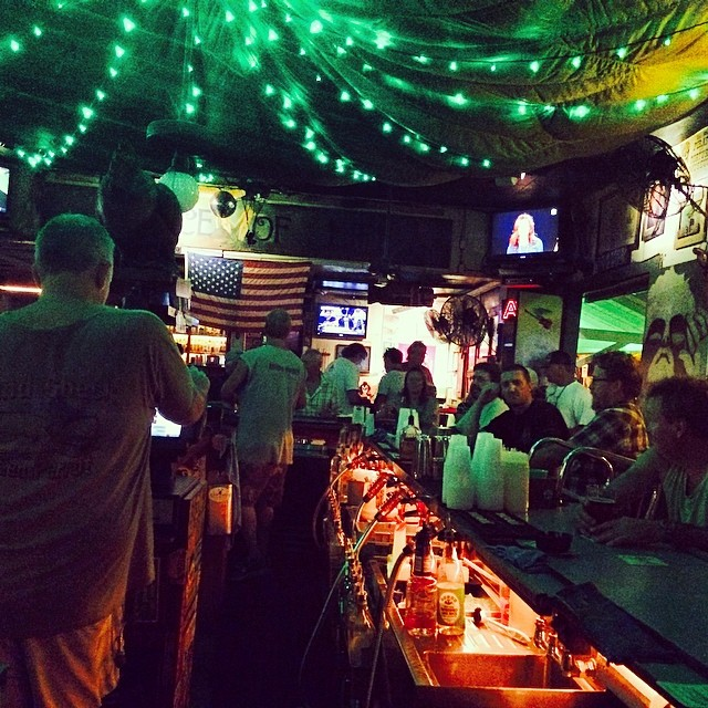 #keywest #greenparrotbar