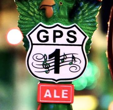 Our new Green Parrot Session Ale Tap Handle