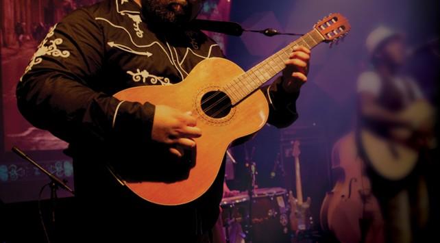 Jose Elias presents Cortadito at The Green Parrot Bar