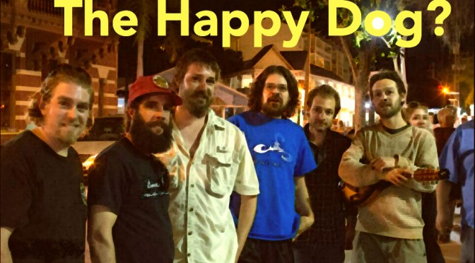 Happy Dog plays roots/rock at The Green Parrot Bar