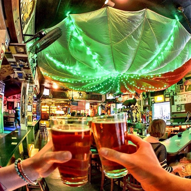 Awesome shot of Key West's Green Parrot Bar by @lifeintrips #greenparrotbar #keywest #a1a #bar #keywestbar #beer #travel #roadtrip #florida #unitedstates #americana #gay #lesbian #lgbt #instagay #gaytravel #gayfriendly #gayfriendlydestination #gaykeywest #gaycouple #lesbiancouple #gaypride #gaymarriage #gaywedding #gayhoneymoon #pride #enjoylife