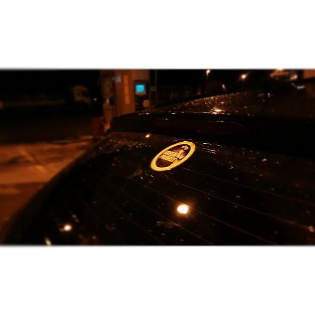 Se termino mi finde.<br /> #GreenParrotBar #GreenParrot #Car #Route #Rain #GoodBye&nbsp;