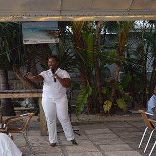 #Finally! Long awaited photos of the 1st Annual Off Da Rock Ladies Fishing Weekend. Smashing success! Opening reception at #greenparrotbar #baystreetmarina #offdarockladiesfishingweekend #offdarockladies #getupgetoutgetoffdarock #girlswhofish