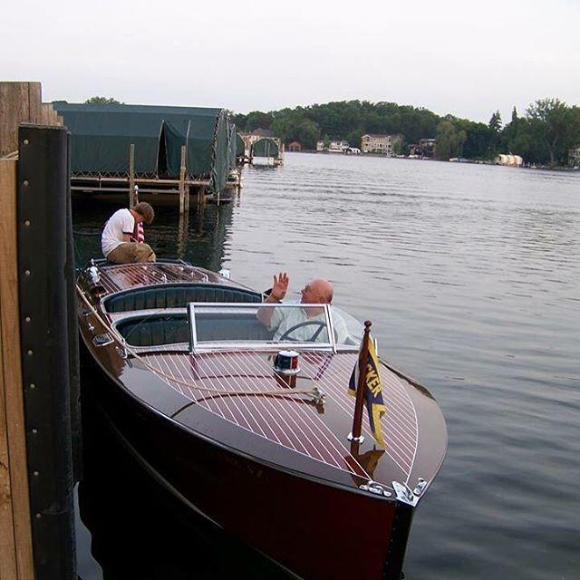 Jim Bean #hackerboats #lakelife #lakeminnetonka #summer #greenparrotbar #keywest