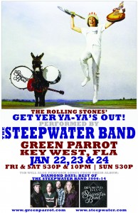 The Steepwater Band at The Green Parrot