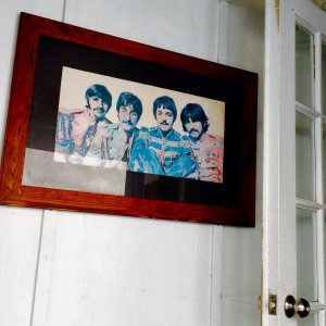 beatles band house