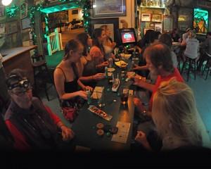 Key West Bingo Night
