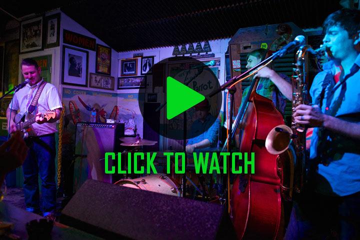 Webcam stage video