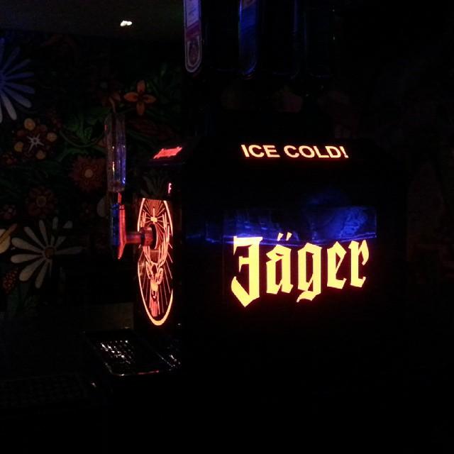 Jäger in daaa house! #jager #jagermeifter #gpbar #greenparrot #thegreenparrotco #bsas #bar #greenparrotbar @thegreenparrotco