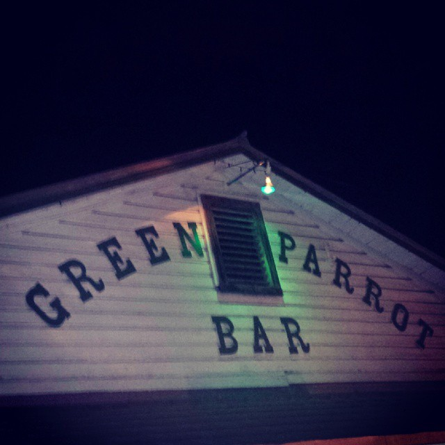 #KeyWest  #GreenParrotBar #Divebar #NewYearsEve