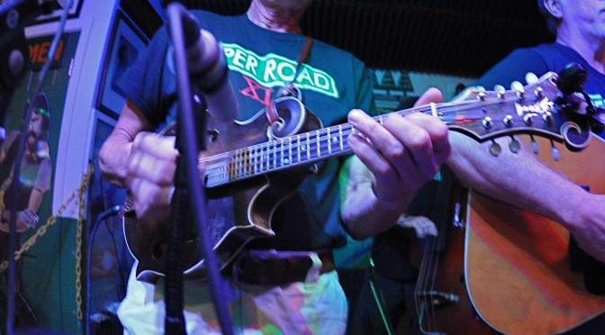 piper road spring band at the green parrot