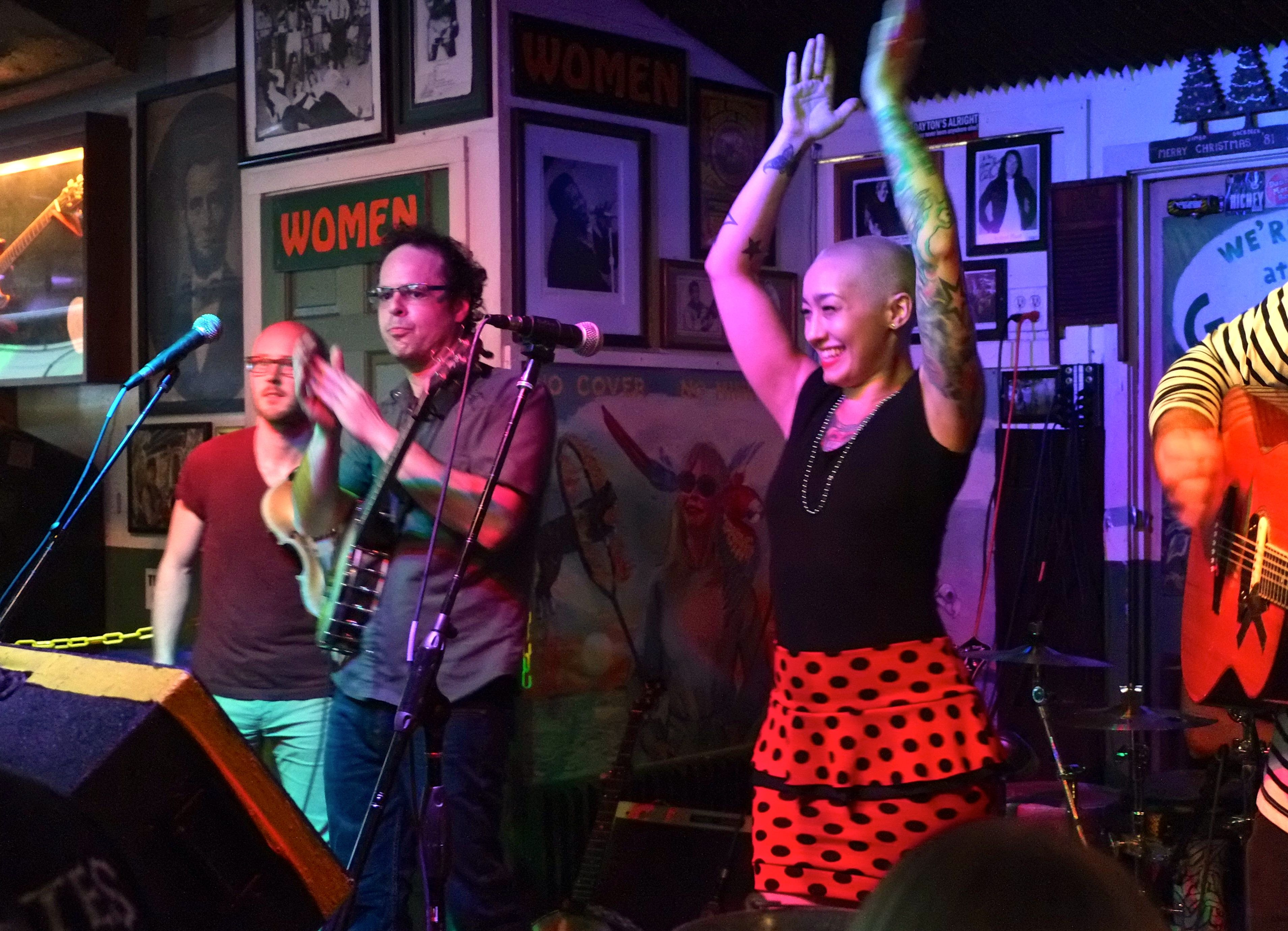 The Duhks at The Green Parrot