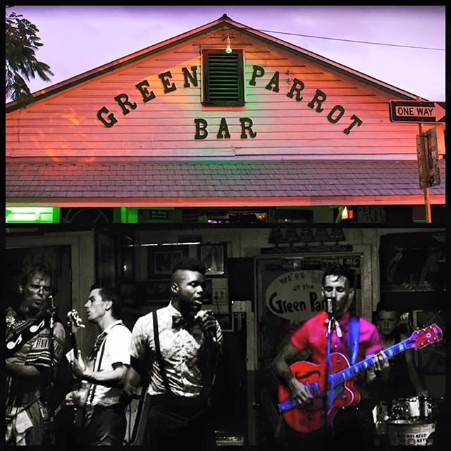Les can get it all done! Rock and Soul, Surf Rock, Rock-a-Billy, Doo Wap! Two big nights of Patrick and The Swayzees at your favorite spot, The Green Parrot. Wednesday and Thursday, September 9 and 10, Starts at 9 pm both nights! #greenparrotbar #patrickandtheswsyzees #rockandsoul #keywest #keywestlivemusic