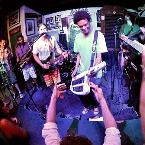 Join Spiritual Rez, the Boston-based 6-piece reggae/funk horn party, as they wrap up their 3-day  Green Parrot residency in style with a 5:30 Sunday Soundcheck and then again Late-Night as Rez hosts a special 10:30 PM Green Parrot After-Party for the