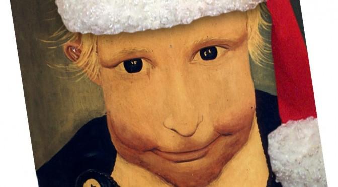 Smirk Merry Christmas