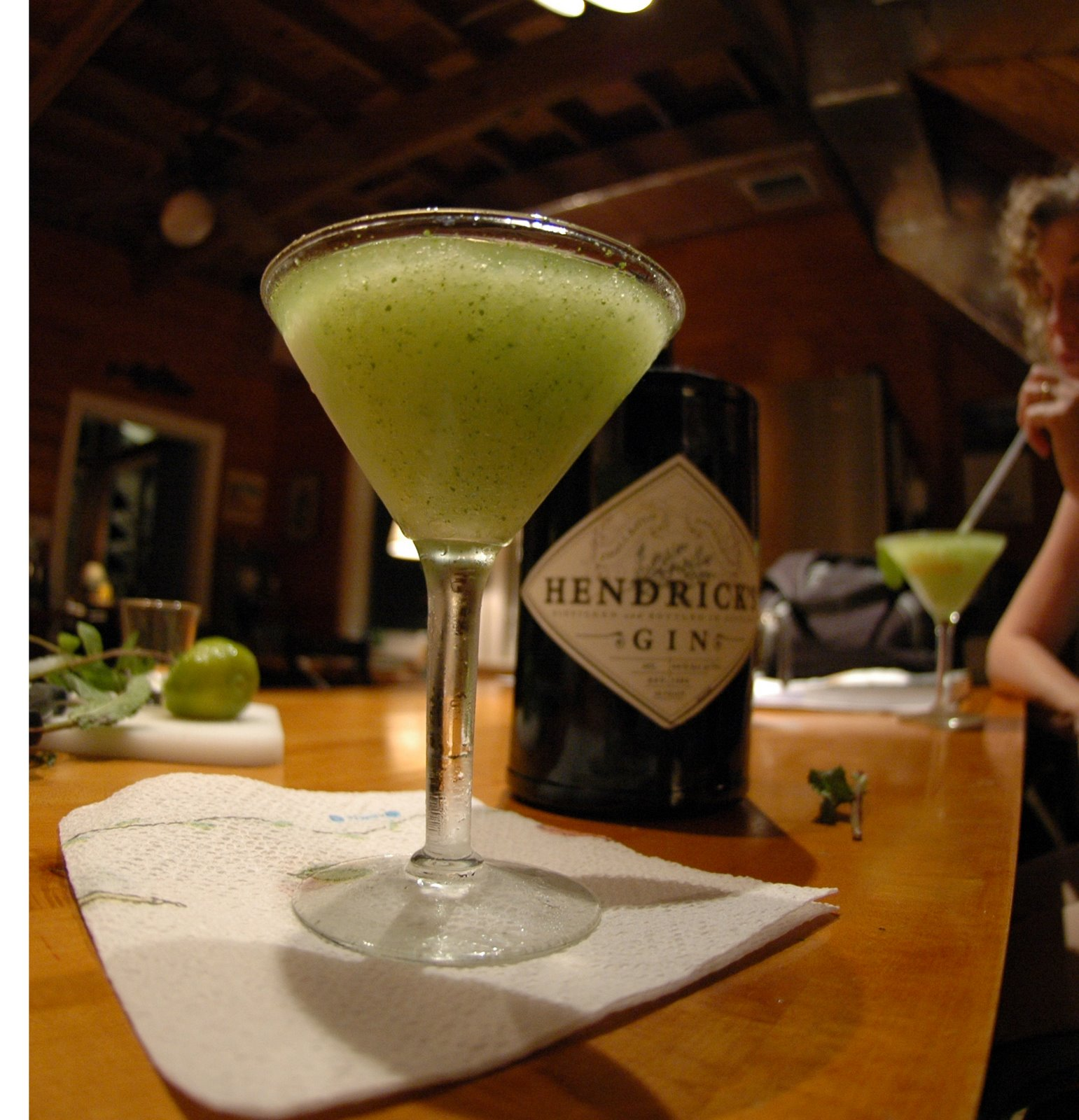 hendricks mint 1