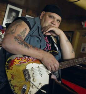 Popa Chubby at The green Parrot