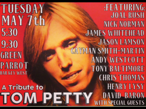 Tom Petty Tribute at The Green Parrot
