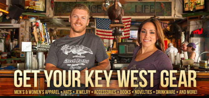 key west shop specials